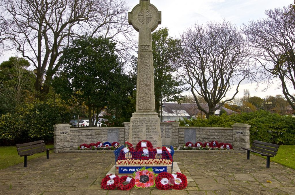 Formby War Memorial | Formby Parish Council
