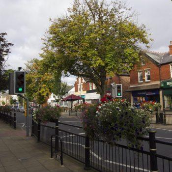 Formby Village centre